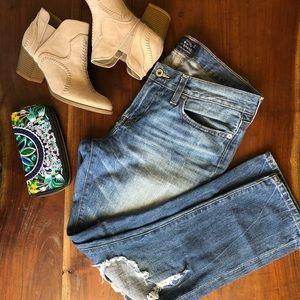 Last Price*Lucky Brand Sienna Cigarette Jeans